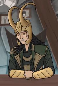 HISHE Loki